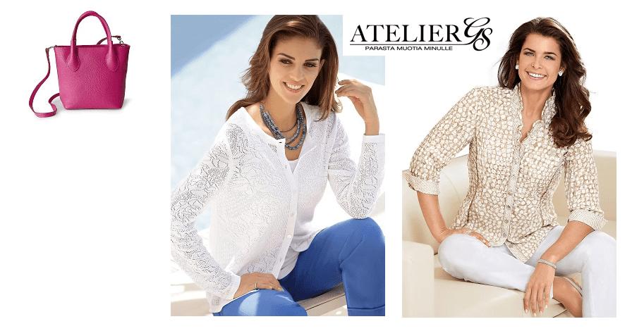 AtelierGS – Laadukasta muotia naisille