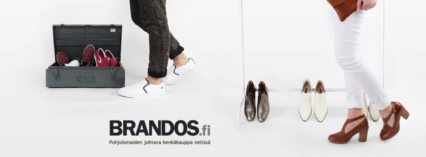 Brandos – Pohjoismaiden johtava nettikenkäkauppa