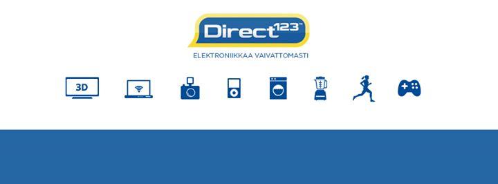 Direct123 – Edullista elektroniikkaa Baltiasta