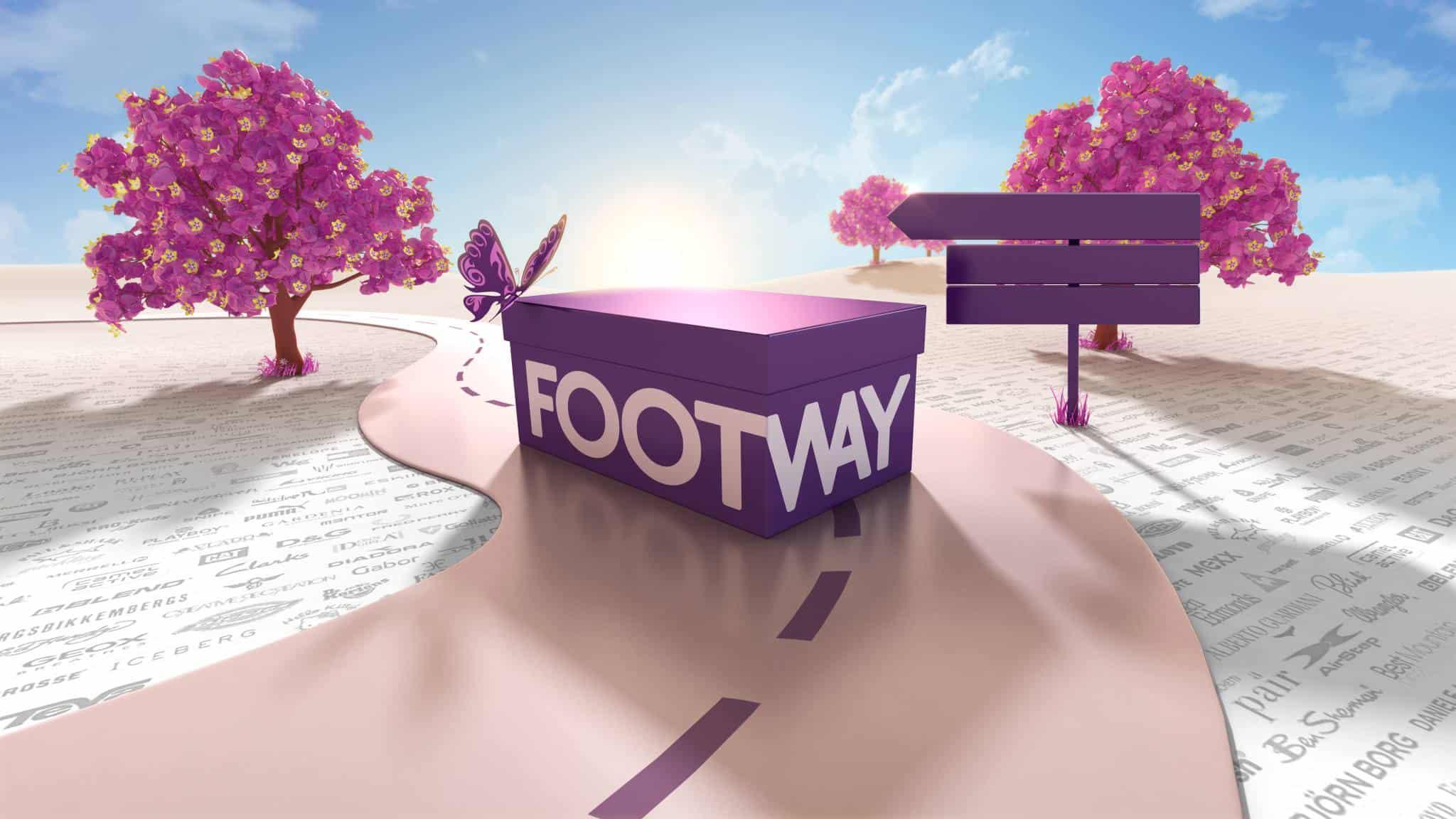 Footway – Suurin valikoima kenkiä netissä