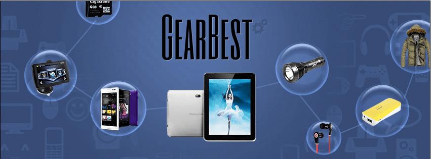Gearbest – Edullista elektroniikkaa Kiinasta