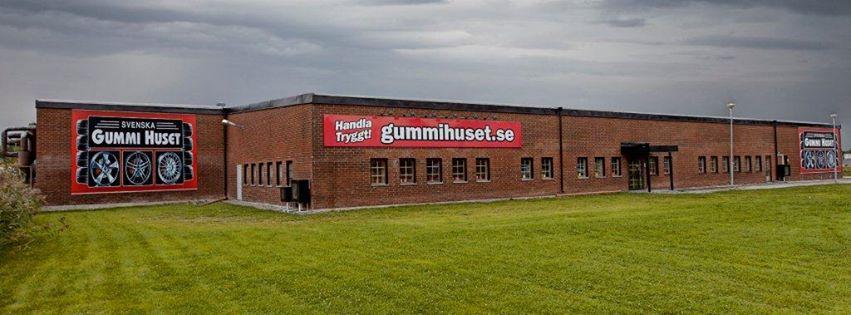 Svenska Gummihuset – Renkaat ja vanteet Ruotsista