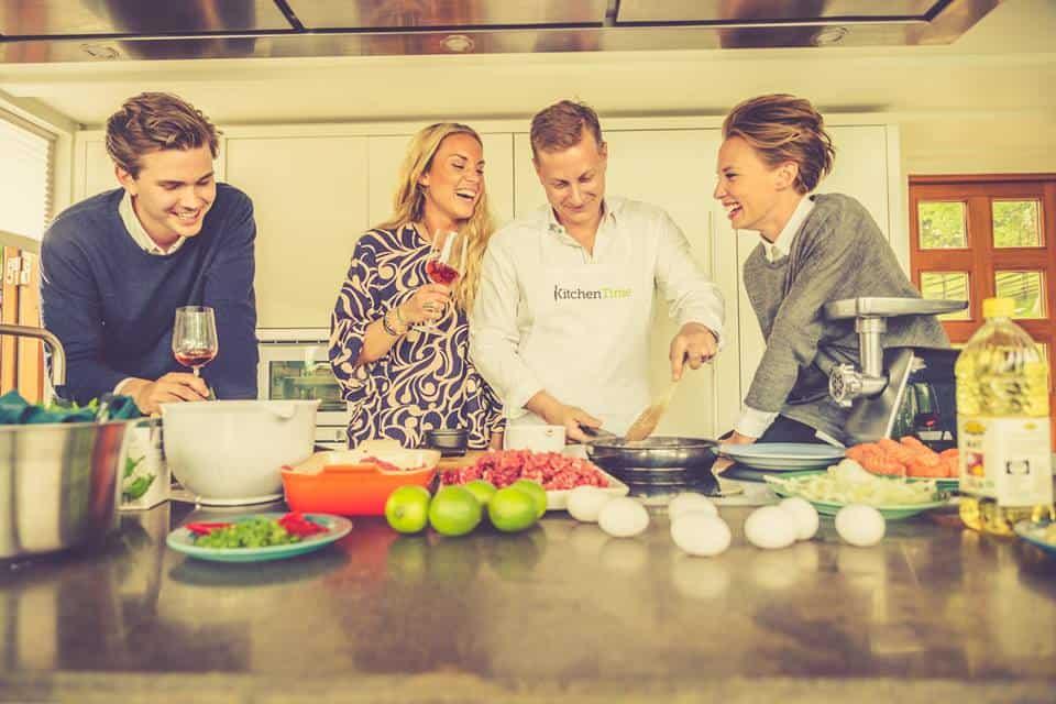 KitchenTime – Keittiövälineet ja -tarvikkeet netistä