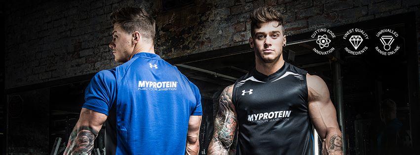Myprotein – Euroopan suurin urheiluravinnemyyjä