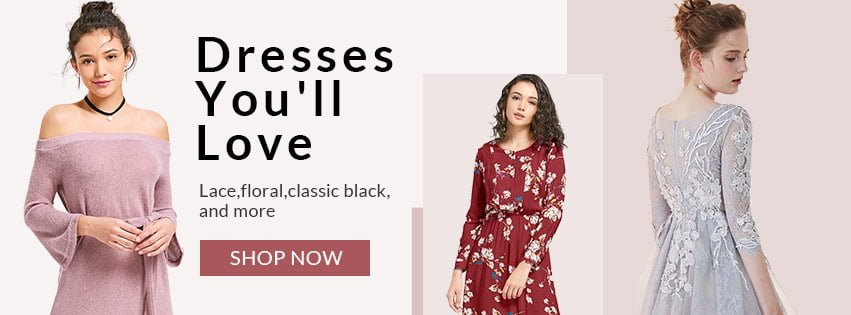 RoseGal – Plus-koon muotia Kiinasta
