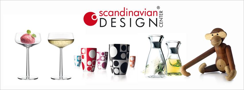 Scandinavian Design Center – Skandinaavista sisustusta