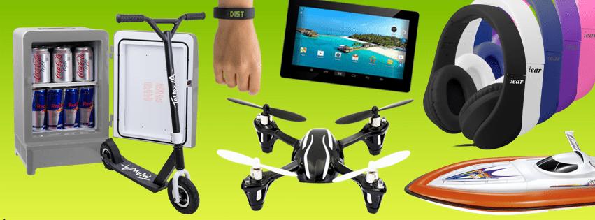 Teknikmagasinet – Elektroniikkaa ja gadgetteja verkosta