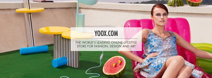 YOOX – Muotia, designia ja taidetta netistä